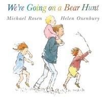 We're Going on a Bear Hunt: Board Book (Walker Story Board Books)