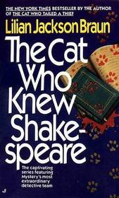 The Cat Who Knew Shakespeare (The Cat Who...Bk 7)