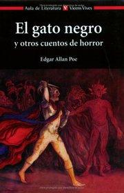 El Gato Negro y Otros Cuentos de Horror / The Black Cat and Other Horror Stories (Aula de Literatura)