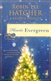 Hearts Evergreen: A Cloud Mountain Christmas / A Match Made for Christmas