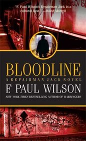 Bloodline (Repairman Jack, Bk 11)