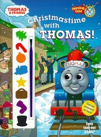 Christmastime With Thomas (Painting Time)