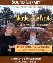 Murder, She Wrote: A Slaying in Savannah (Murder, She Wrote Mysteries)