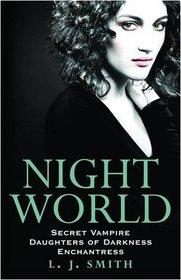 Night World, Vol 1: Secret Vampire / Daughters of Darkness / Spellbinder