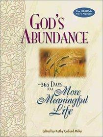 God's Abundance