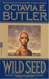 Wild Seed (Patternist, Bk 1)