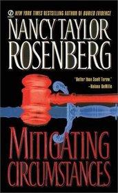 Mitigating Circumstances (Lily Forrester, Bk 1)