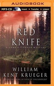 Red Knife: A Cork O'Connor Mystery (Cork O'Connor Series)