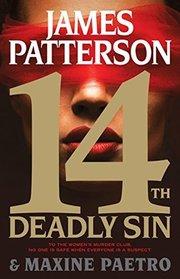 14th Deadly Sin (Women's Murder Club, Bk 14)