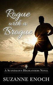 Rogue With A Brogue (Thorndike Press Large Print Romance Series)