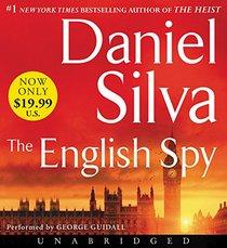 The English Spy (Gabriel Allon, Bk 15) (Audio CD) (Unabridged)