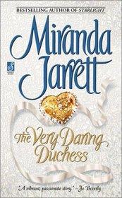 The Very Daring Duchess (Sonnet Books)