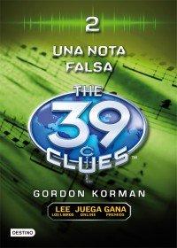 Una Nota Falsa = One False Note (39 Clues) (Spanish Edition)