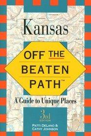 Kansas: Off the Beaten Path (3rd Edition)