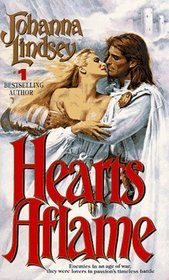 Hearts Aflame  (Book 2 of Haardrad Series)