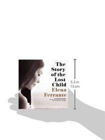 The Story of the Lost Child (Neapolitan, Bk 4) (Audio CD) (Unabridged)