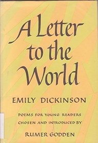 A Letter to the World