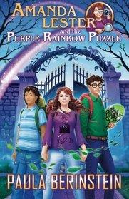 Amanda Lester and the Purple Rainbow Puzzle (Amanda Lester, Detective, Bk 3)