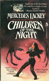Children of the Night (Diana Tregarde, Bk 2)