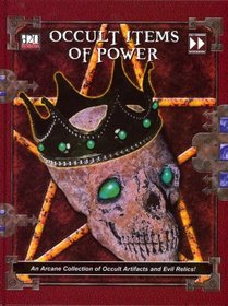 Occult Items of Power (D20) (D20)