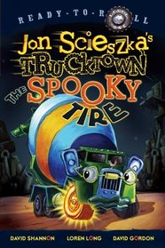 The Spooky Tire (Ready-to-Read. Level 1)