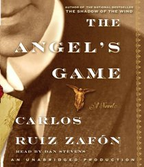 The Angel's Game (Audio CD) (Unabridged)