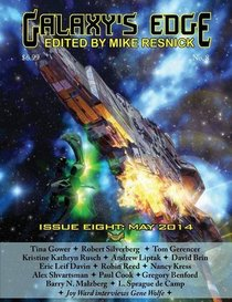 Galaxy's Edge Magazine: Issue 8, May 2014