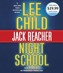 Night School (Jack Reacher, Bk 21) (Audio CD) (Unabridged)