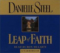 Leap of Faith (Audio CD) (Unabridged)