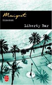 Maigret. Liberty Bar