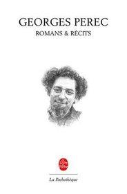 Romans et r�cits