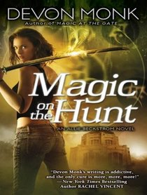 Magic on the Hunt (Allie Beckstrom)