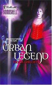 Urban Legend (Silhouette Bombshell, No 8)