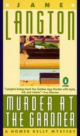 Murder at the Gardner (Homer Kelly, Bk 7)