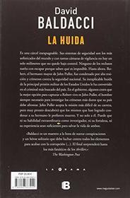La hu�da / The Escape (John Puller) (Spanish Edition)