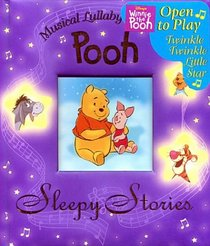 Pooh Sleepy Stories Musical Lullaby