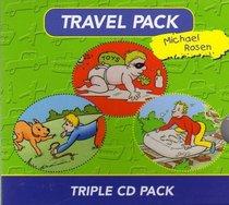 Michael Rosen Travel Pack