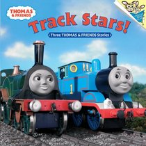 Track Stars!: Three THOMAS & FRIENDS Stories (Pictureback(R))