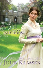 The Girl in the Gatehouse (Large Print)