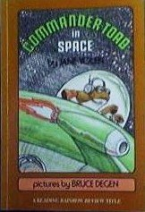 Commander Toad in Space (Commander Toad, Bk 7)