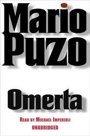 Omerta (Audio Cassette) (Unabridged)