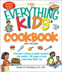 The Everything Kids' Cookbook (Everything Kids)