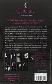Choisie (Maison de la Nuit) (French Edition)