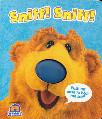 Sniff! Sniff! (Bear in the Big Blue House, Sniffy Bear)