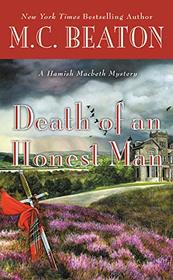 Death of an Honest Man (Hamish Macbeth, Bk 22)