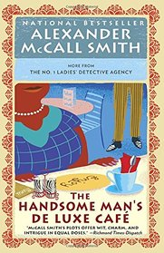 The Handsome Man's De Luxe Caf�: No. 1 Ladies' Detective Agency (15)