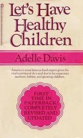 Let's Have Healthy Children