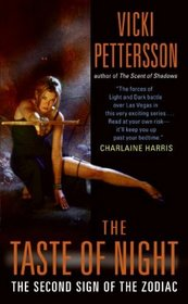 The Taste of Night (Sign of the Zodiac, Bk 2)