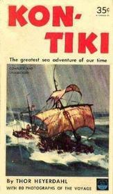 Kon-Tiki : Across the Pacific by Raft