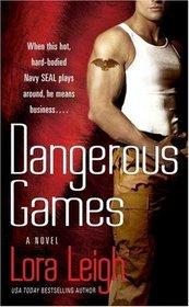 Dangerous Games (Tempting SEALs, Bk 2)